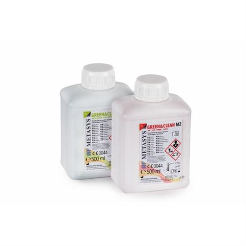 Green & Clean M2 - 2 x 500 ml