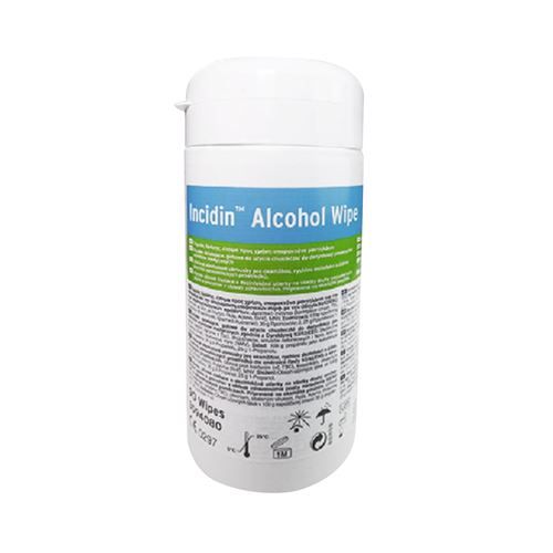 Incidin Alcohol Wipes 90 ks dóza