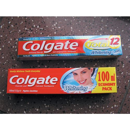 Colgate Whitening 100 ml