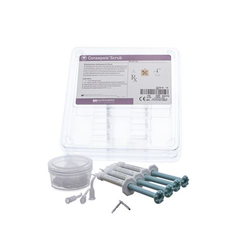 Consepsis Scrub intro kit