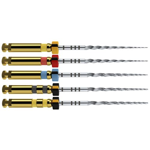 ProTaper Next Set X1-X3, 21 mm, 3 ks