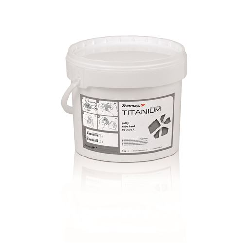 Titanium 5 kg + Indurent gel 2 x 60 ml